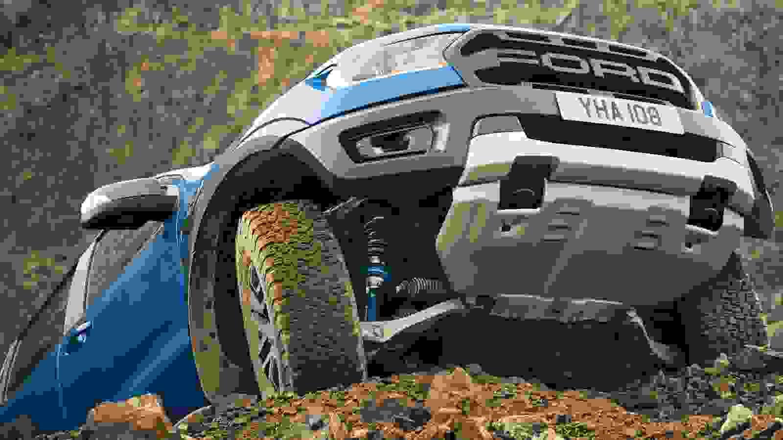Ford Ranger Raptor 2019 1600 C3
