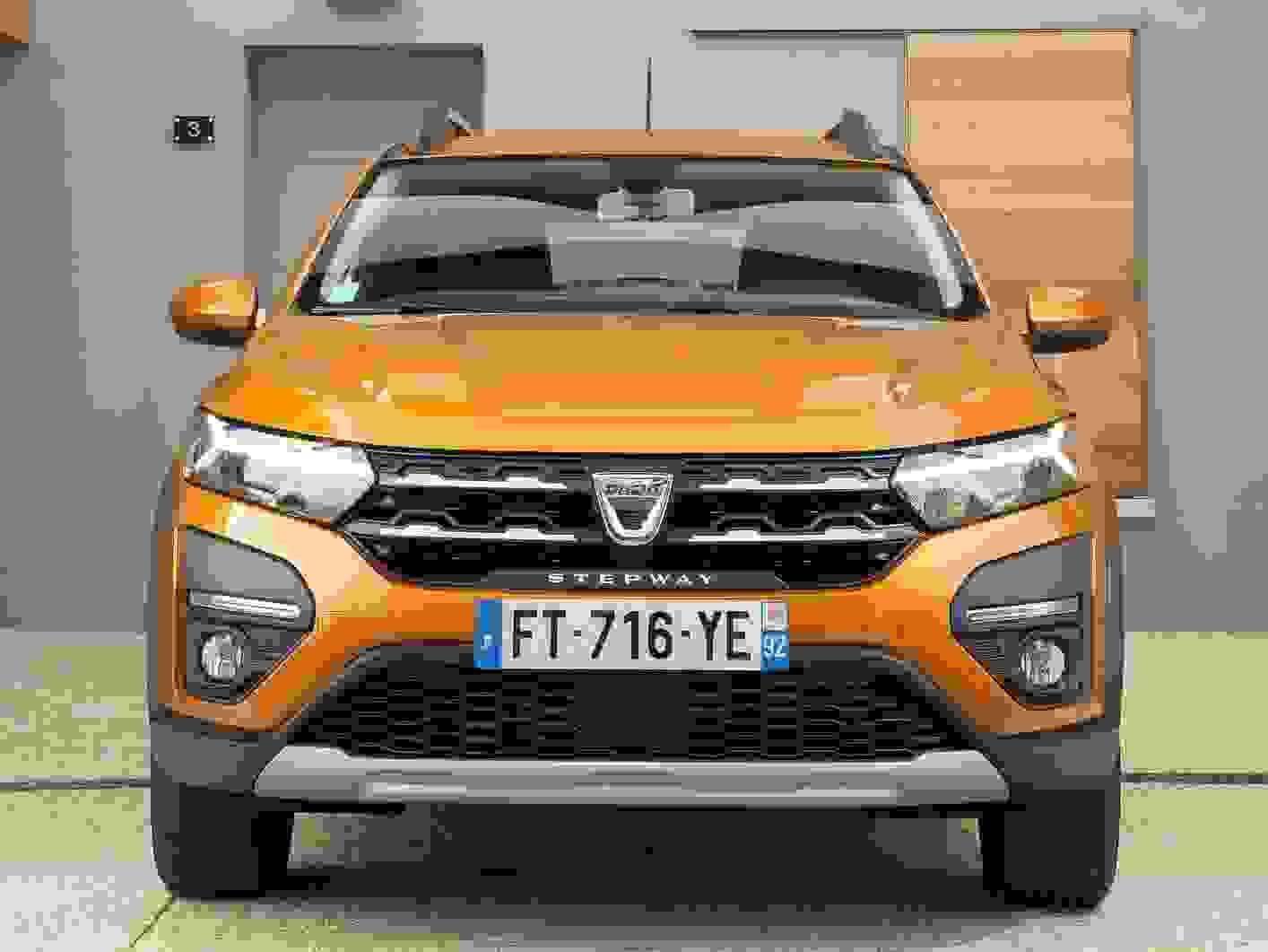 Dacia Sandero Stepway 2021 1600 15