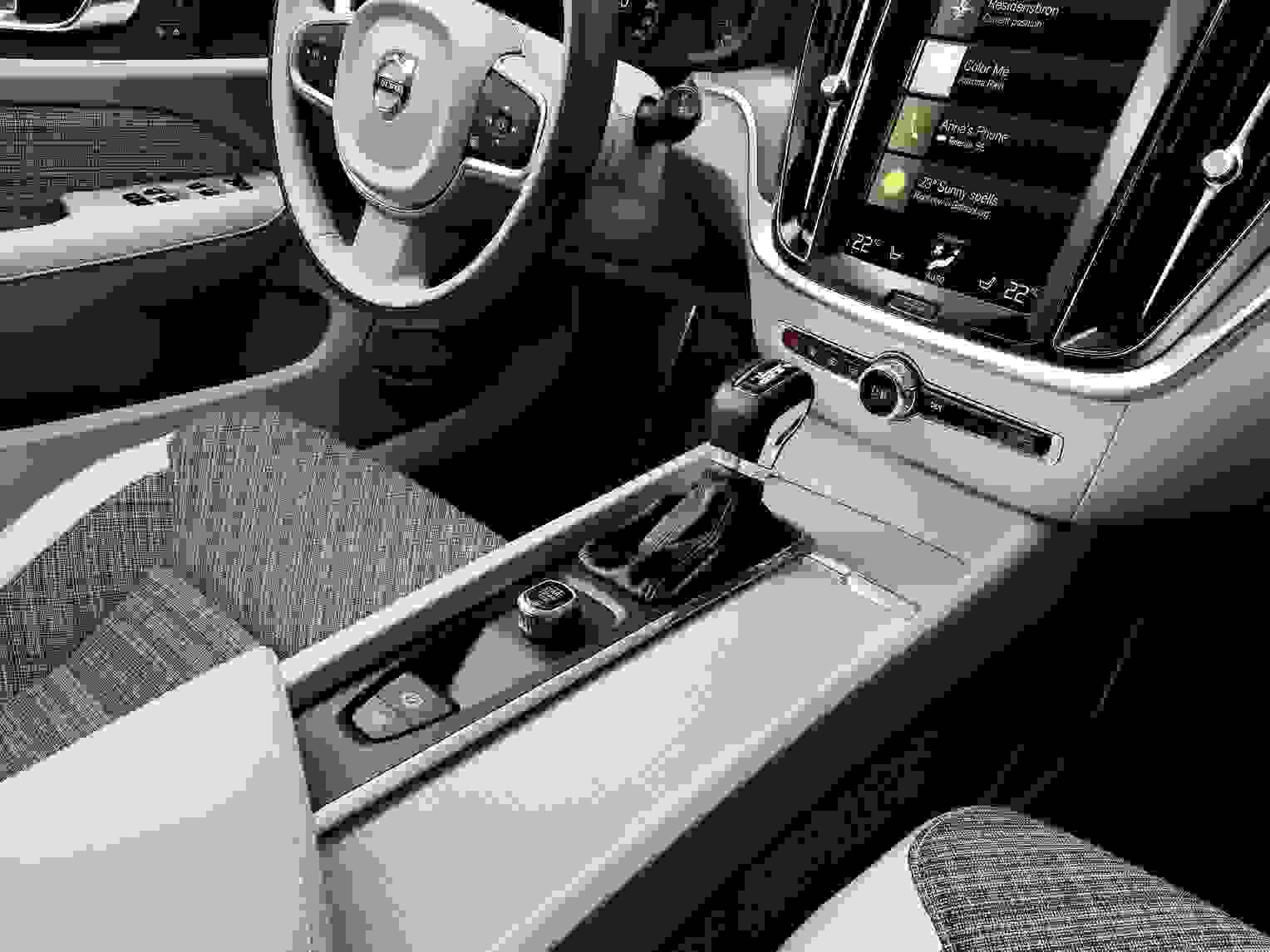 Volvo V60 Stationcar Gearvaelger Midterkonsol Luksusbil