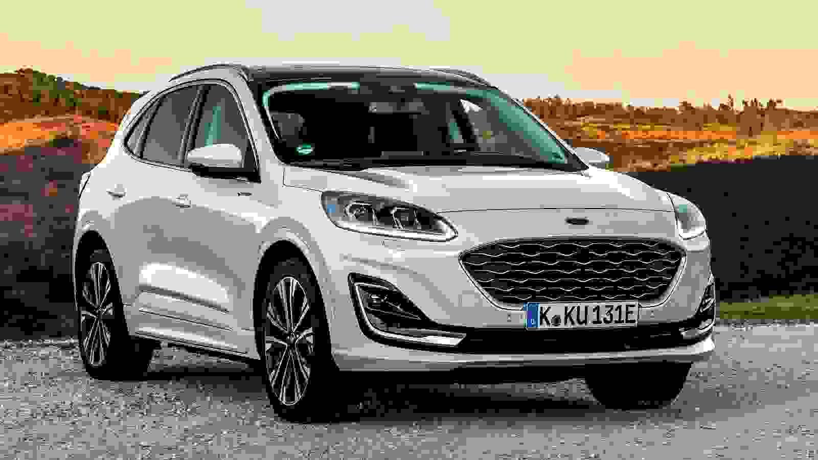 Ford Kuga 2020 1600 0F Vignale