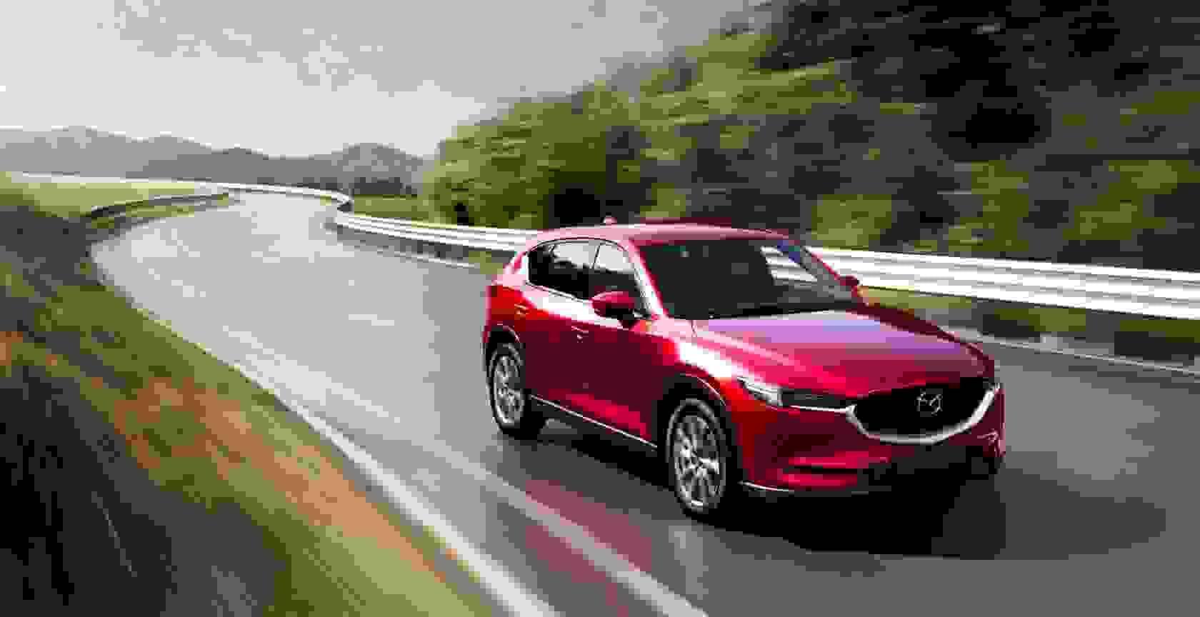 2020 Mazda CX 5 Action 5 5