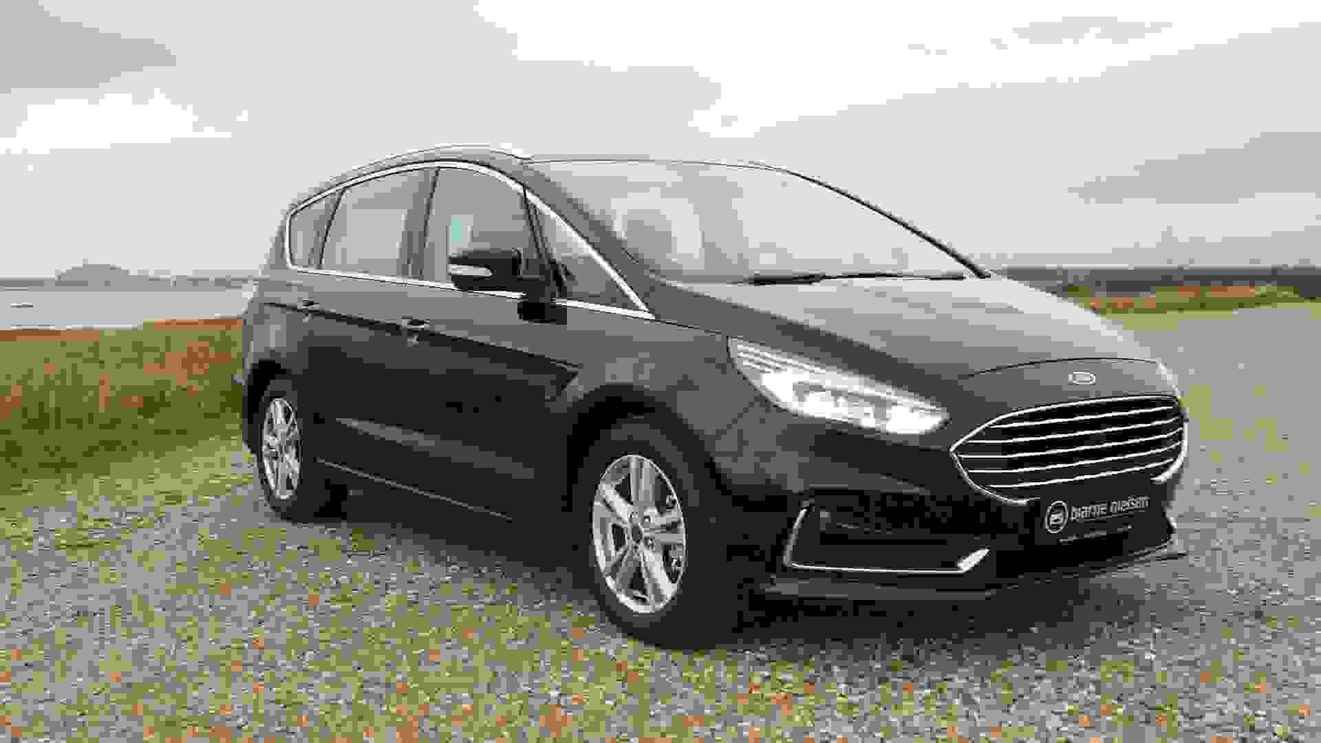 Ford Smax Forfra2