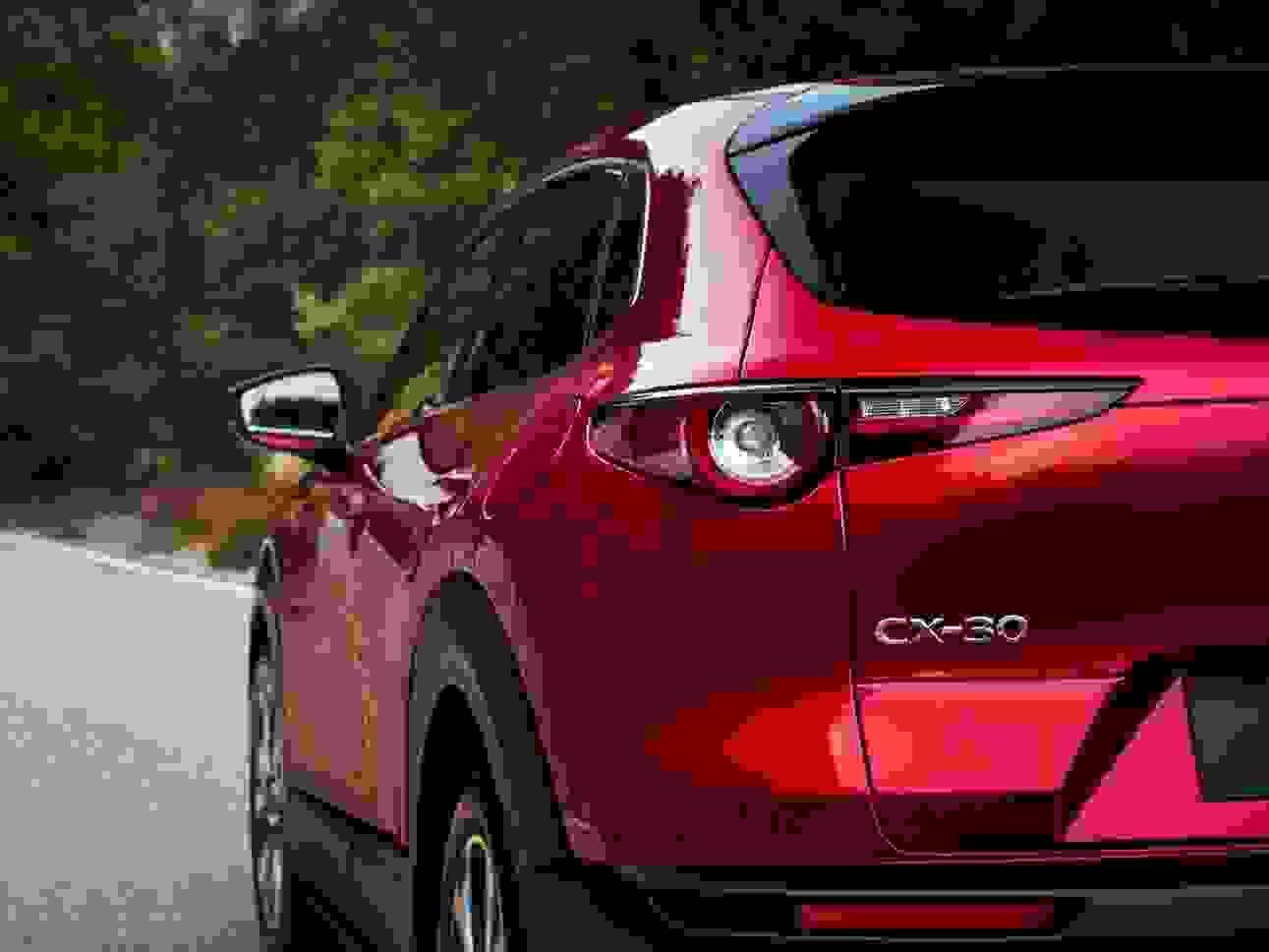 Mazda CX 30 2020 1600 D9