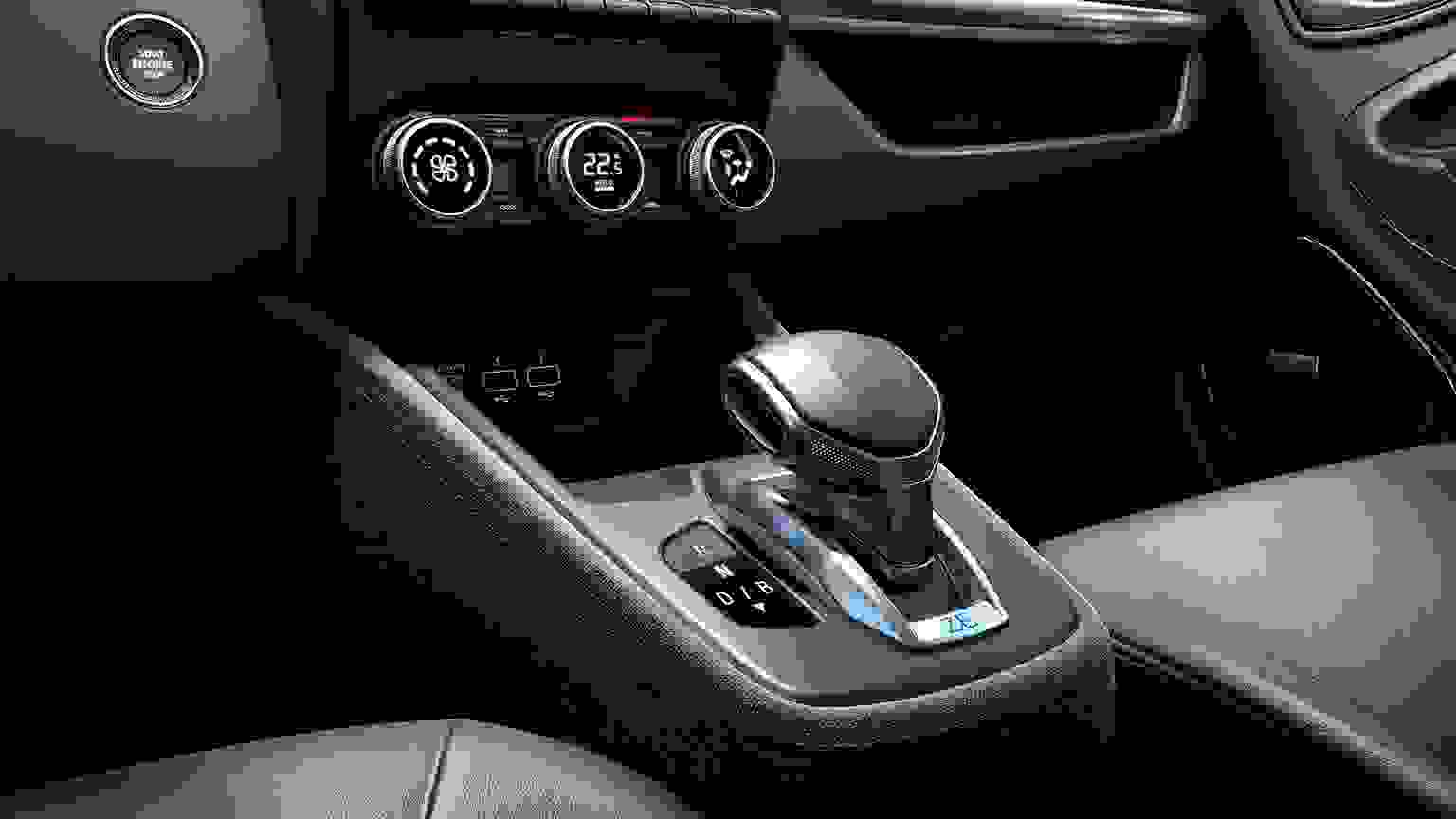 Renault Zoe Gear