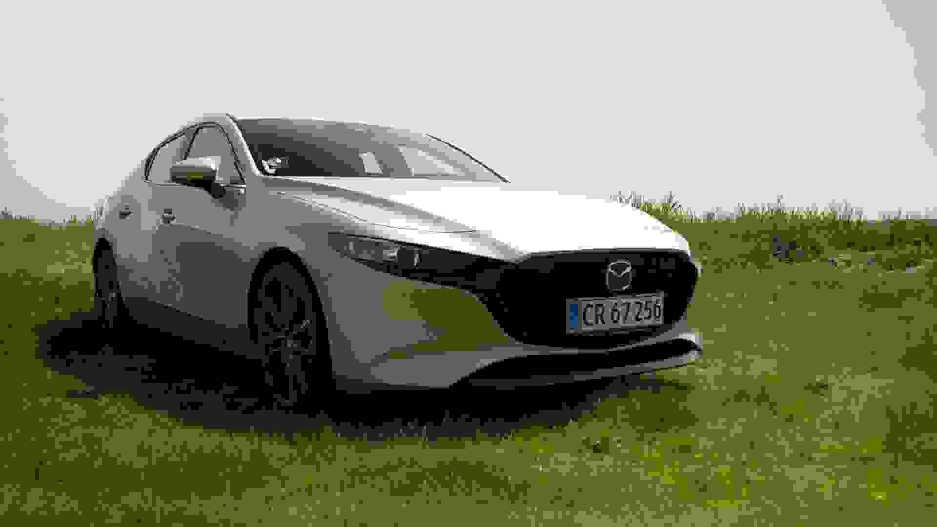 Mazda 3 Forfra