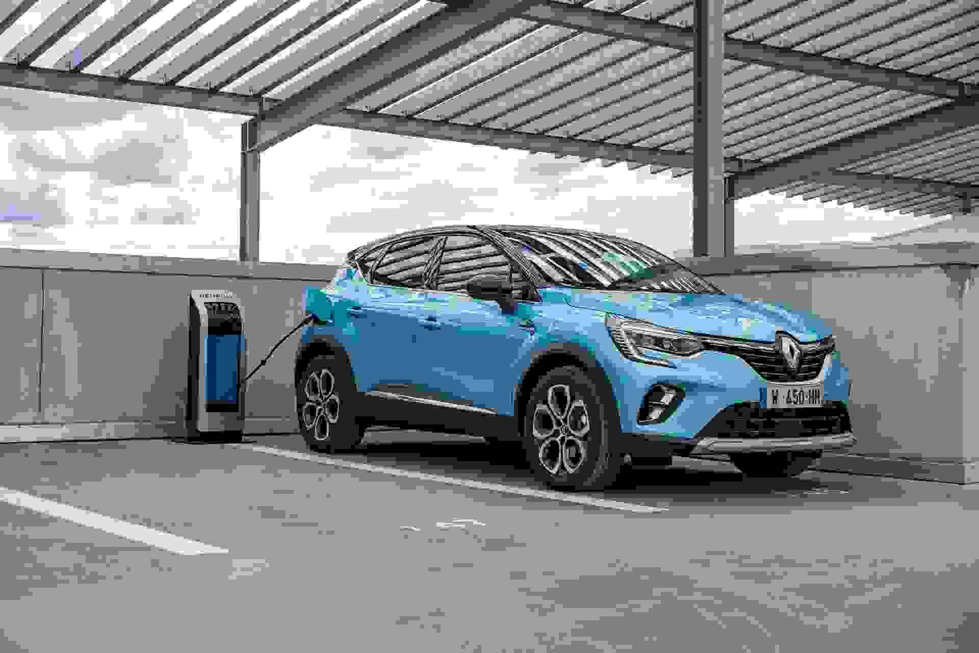 2020 Renault CAPTUR E TECH Plug In