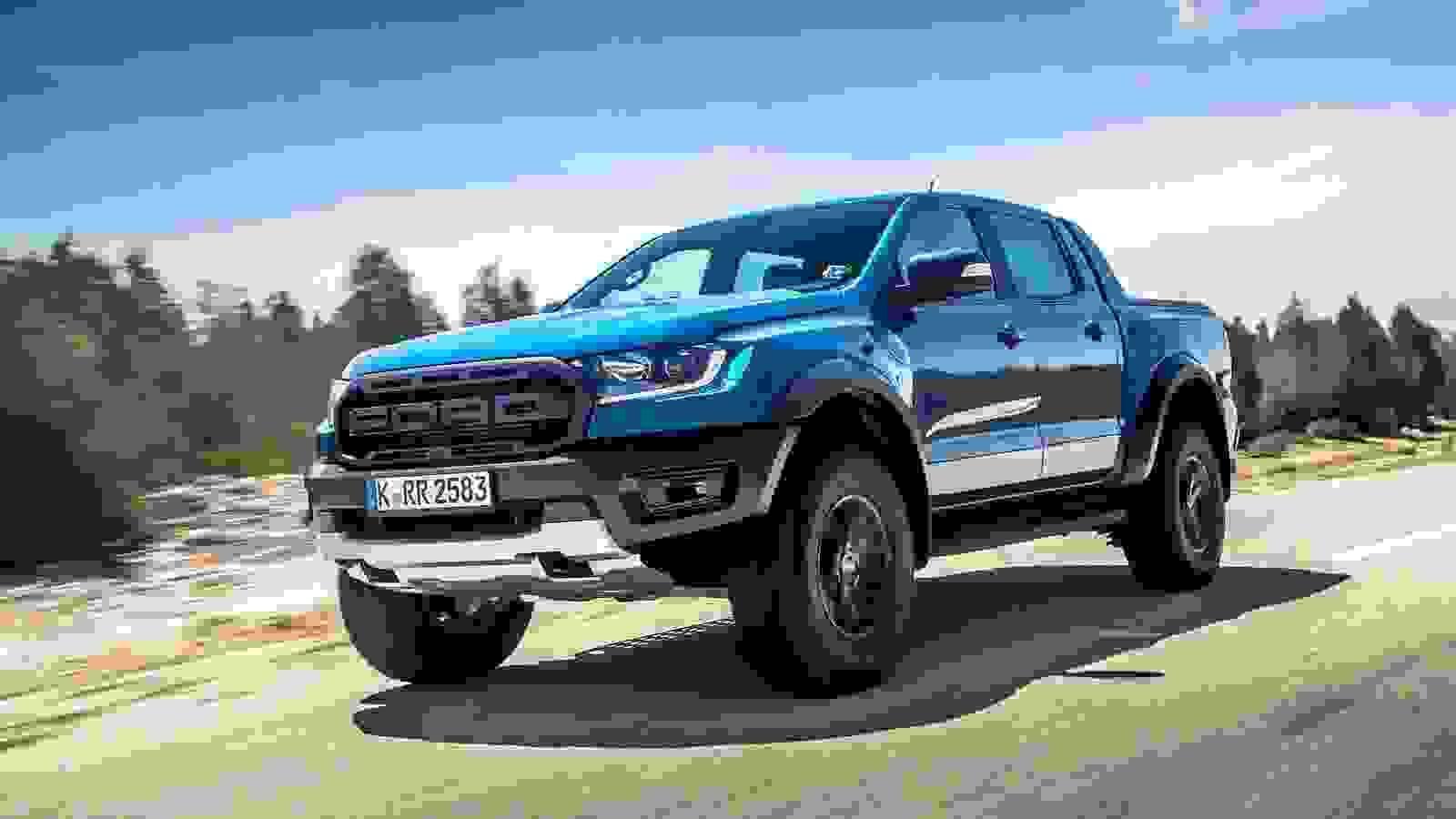 Ford Ranger Raptor 2019 1600 30