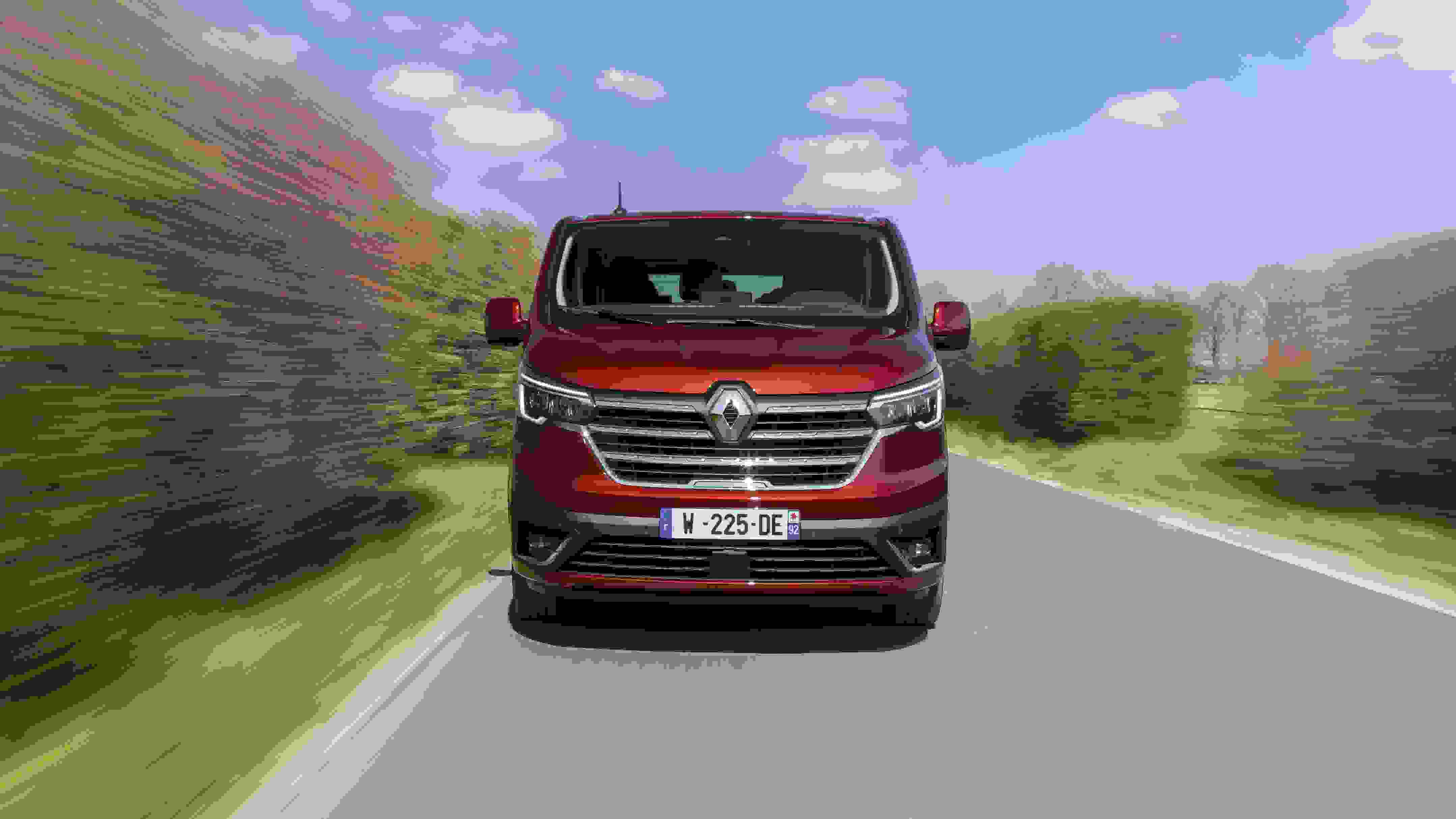 Renault Trafic Ext5