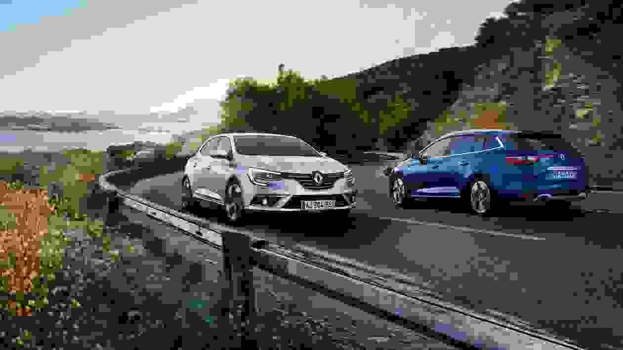 Renault Megane Estate 2017 1600 30