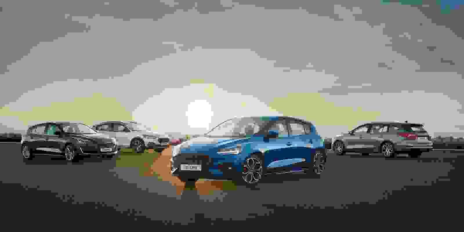 Ford Focus ST Line 2019 1600 2E