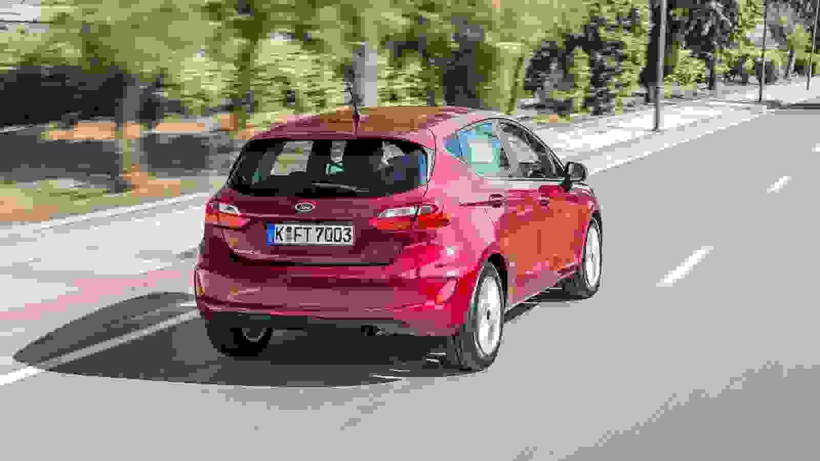 Ford Fiesta 2017 1600 4C