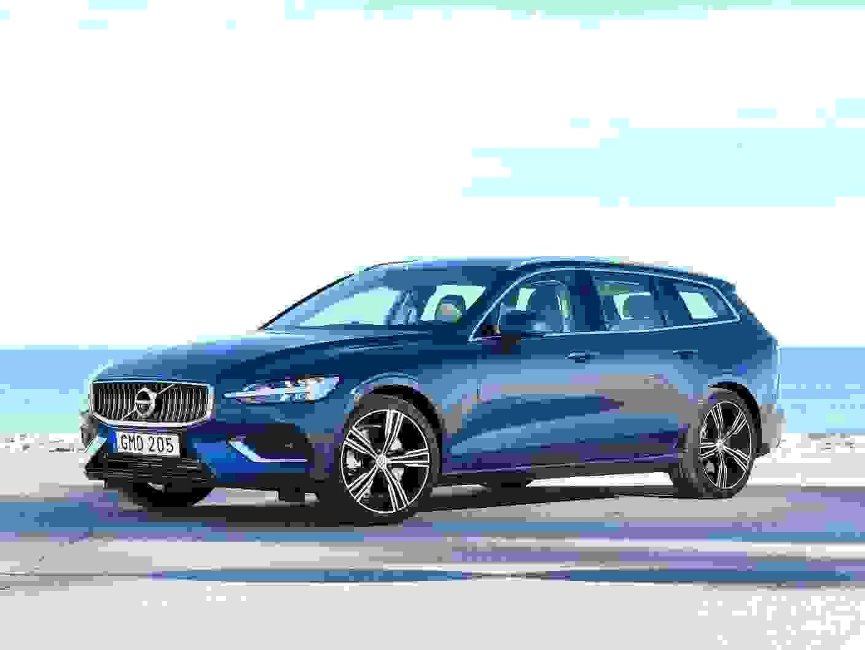 Volvo V60 Stationcar Thors Hammer Luksusbil Limousine