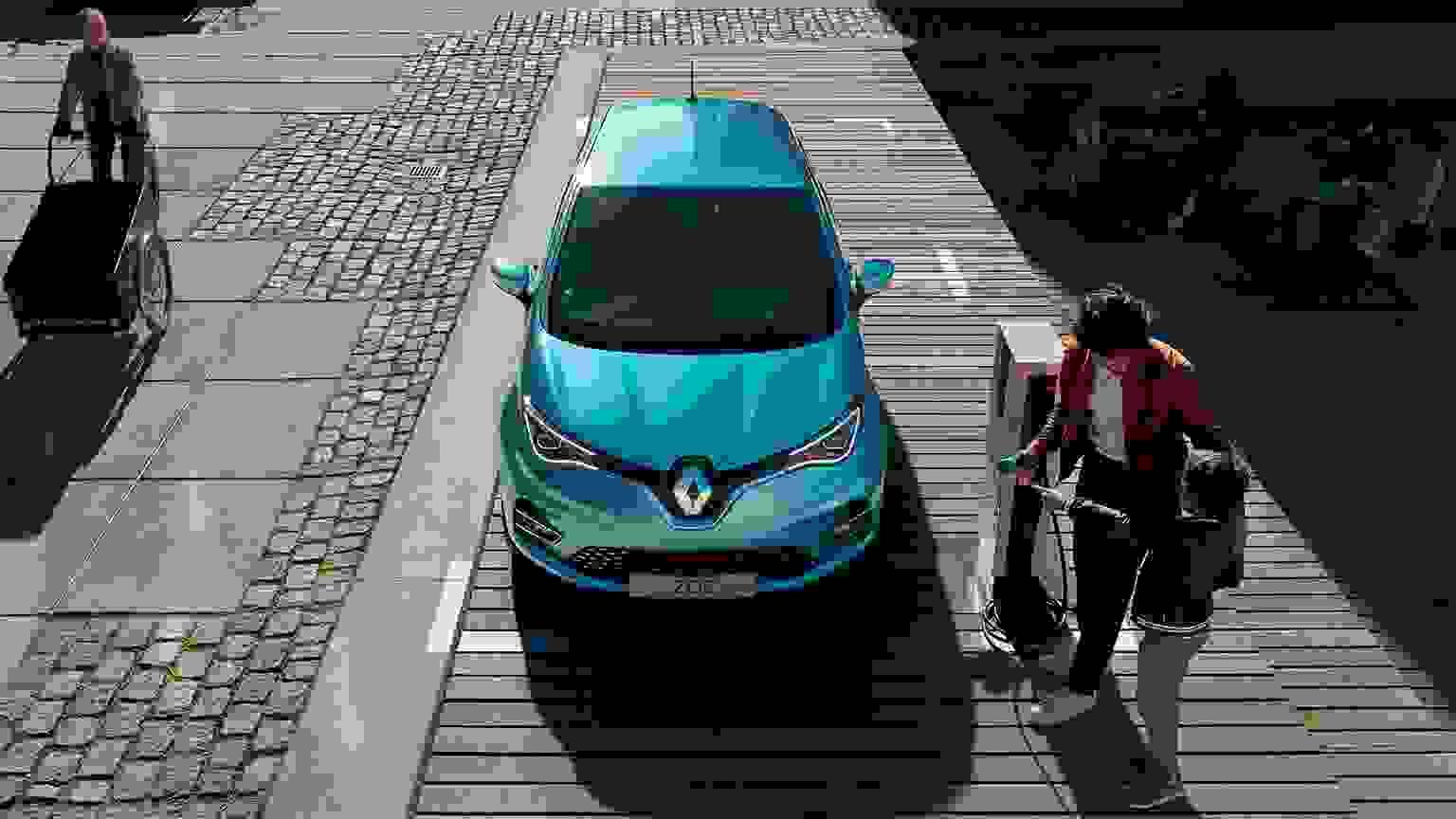 Renault Zoe Oplader