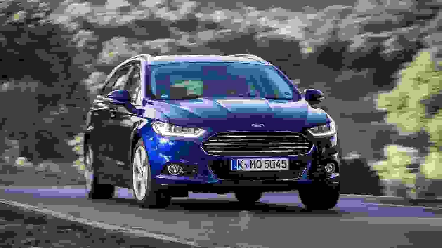 Ford Mondeo Wagon 2015 1600 0C